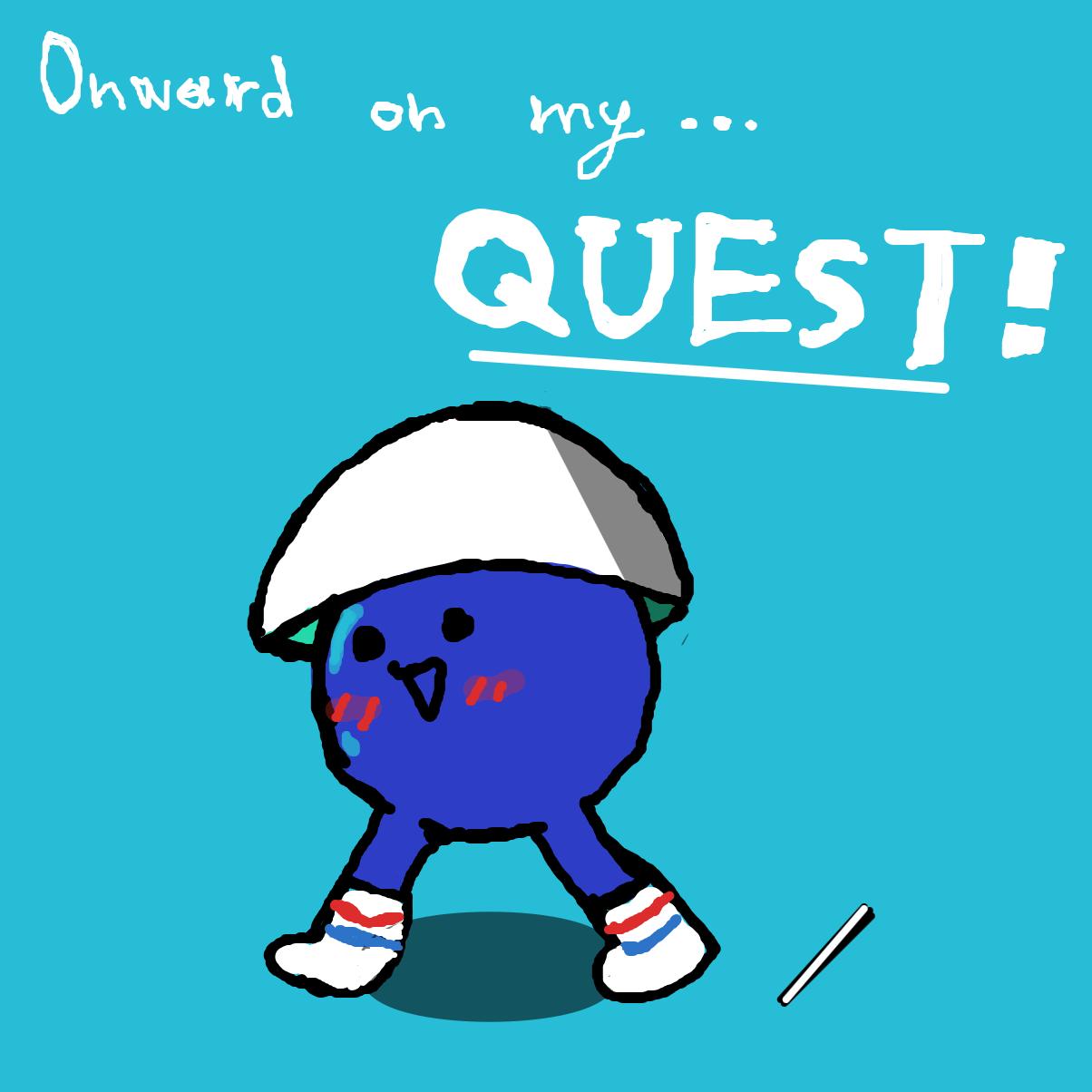 - Online Drawing Game Comic Strip Panel by LizardPie34