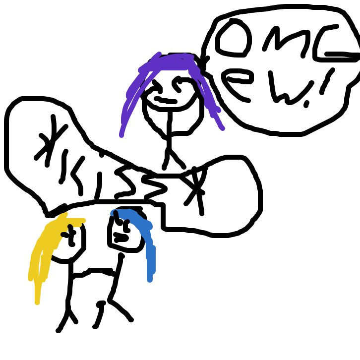 First panel in Wuts happining here?! Part2 drawn in our free online drawing game