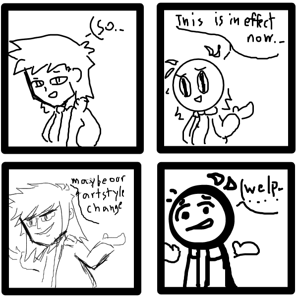 - Online Drawing Game Comic Strip Panel by FifaSam