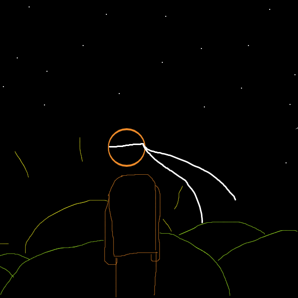 First panel in sapnap drawn in our free online drawing game