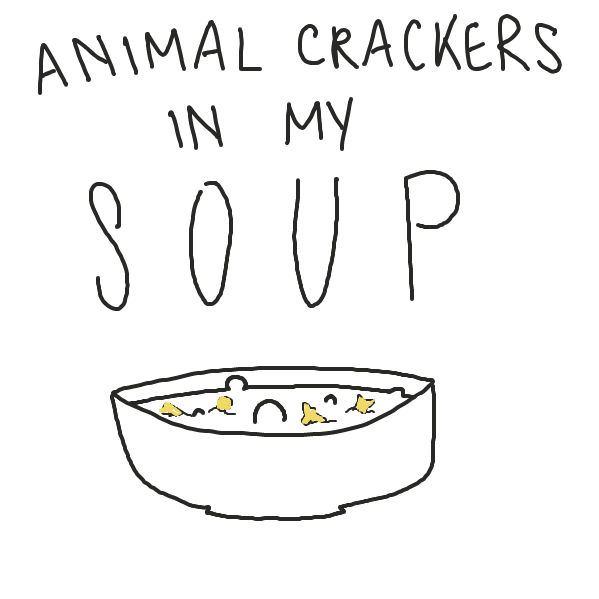 Drawing in Something in my soup by y3liak