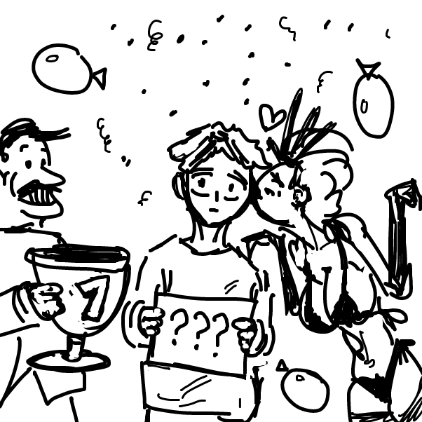 - Online Drawing Game Comic Strip Panel by Peyocay