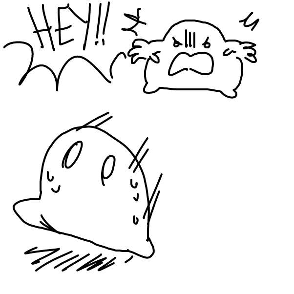 - Online Drawing Game Comic Strip Panel by Chumky