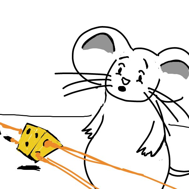 Drawing in Mouse by Peyocay