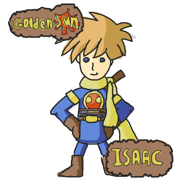 Does Isaac count as Nintendo? - Online Drawing Game Comic Strip Panel by St Anger