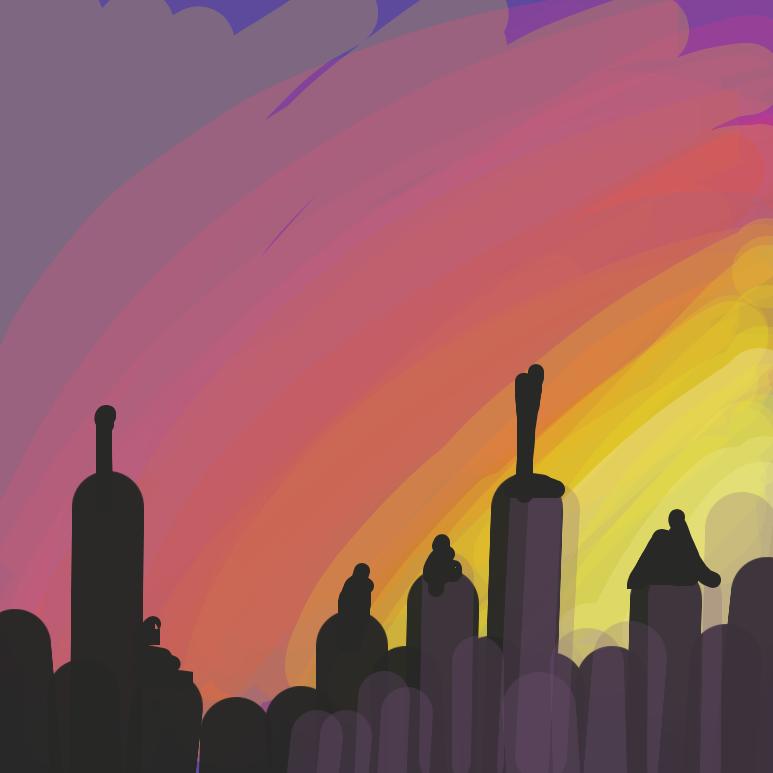 Liked webcomic The City