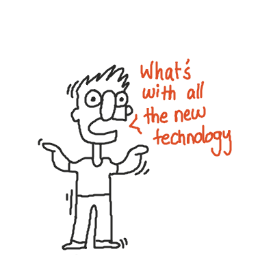 Liked webcomic Technology