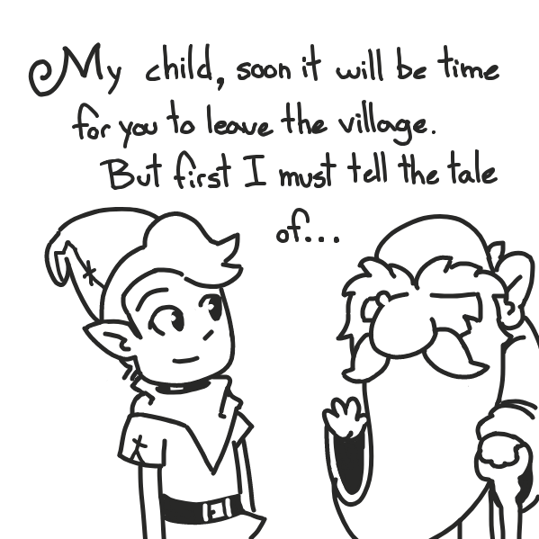 ⚠️ On going adventure comic anyone? Try to keep the story coherent & not do anything TOO random like you would a normal strip. I tried to keep the style simple, but draw however you feel. And try to write legibly/take some time & care when drawing. Please. - Online Drawing Game Comic Strip Panel by Cake Emoji
