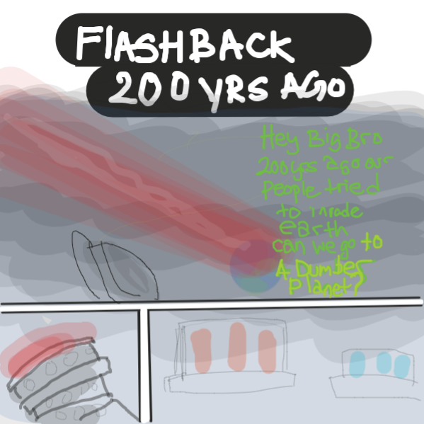 https://www.striptogether.co/strips/1587/panels I did a flash back will it work? - Online Drawing Game Comic Strip Panel by kurocartoonist
