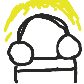First panel in Worlds Best Chair drawn in our free online drawing game