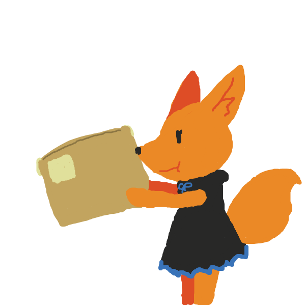 What's in the box? - Online Drawing Game Comic Strip Panel by Izzaro21