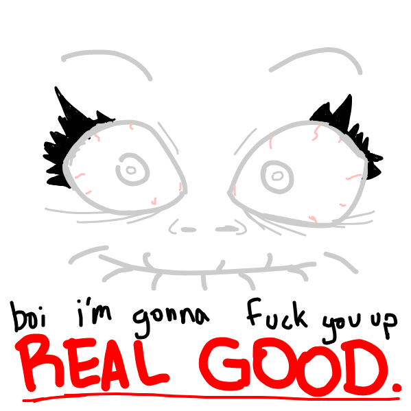 i'm so sorry lmfao - Online Drawing Game Comic Strip Panel by Beebs