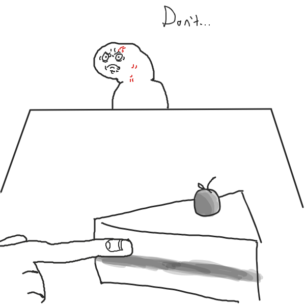 Drawing in Yeet by Captain Fetus