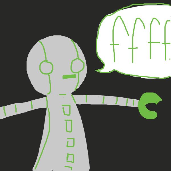 fffffffffffffffffffffffffffffff-- - Online Drawing Game Comic Strip Panel by HeckinHeck