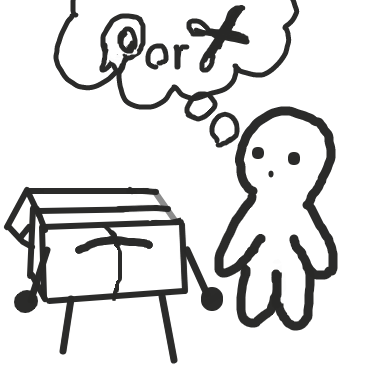 Help or hurt? Tape or scissors? - Online Drawing Game Comic Strip Panel by Origami Owl