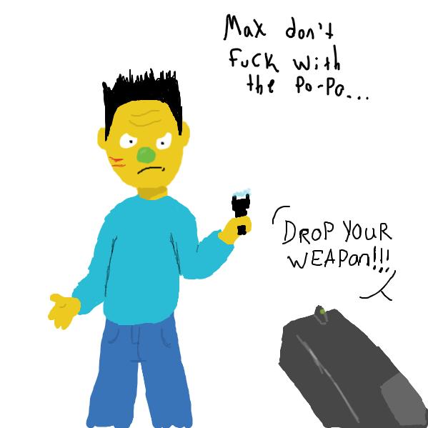 o no - Online Drawing Game Comic Strip Panel