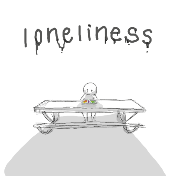 Liked webcomic loneliness