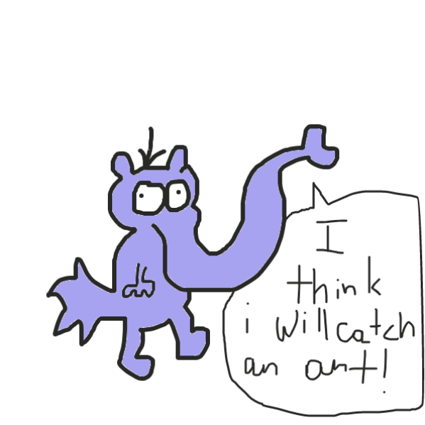 Liked webcomic Aaron the Anteater