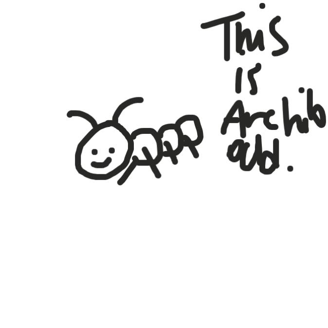 Liked webcomic Archibald