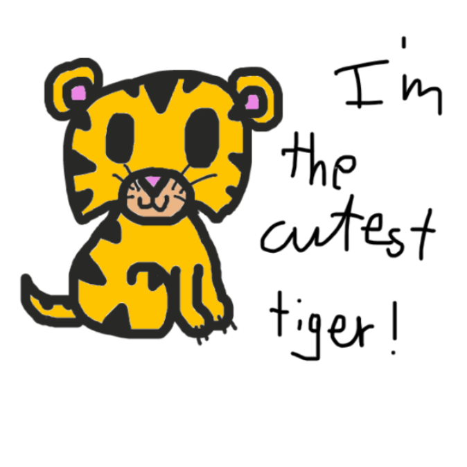 Liked webcomic Tiggy the Tiger