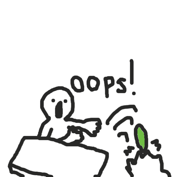 bonk. - Online Drawing Game Comic Strip Panel by cherrybread
