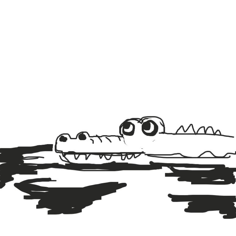 Liked webcomic Alligator