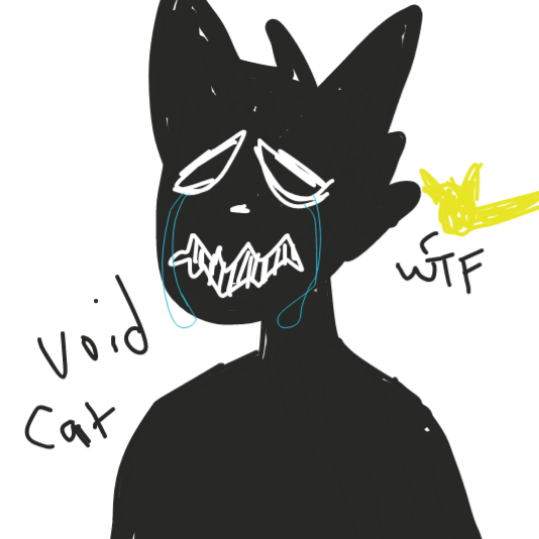 Drawing in Cat's and stuff by ThatOneDude
