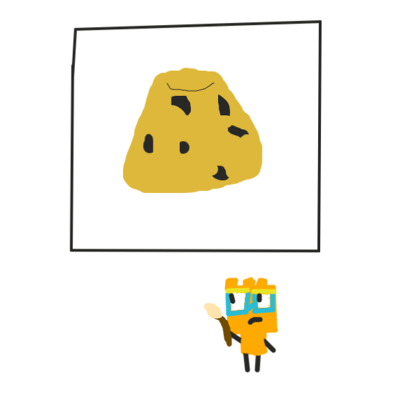 It's spotted dick. hahaha pun - Online Drawing Game Comic Strip Panel by Meow the Fronk