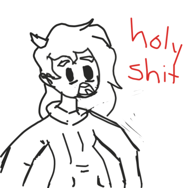 she's shook - Online Drawing Game Comic Strip Panel