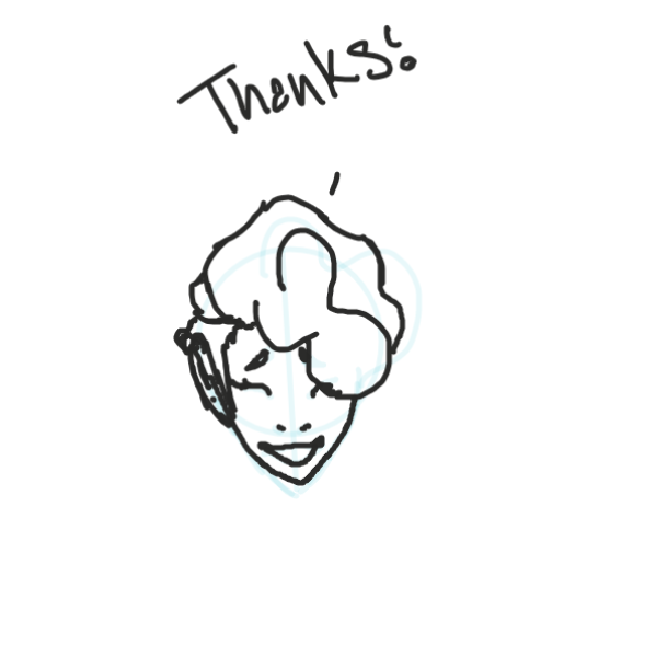 GOOD OL THANK YOU! I was tired and was too lazy to check my work haha. I ended up being correct! - Online Drawing Game Comic Strip Panel