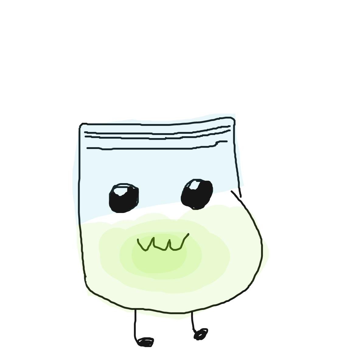 Drawing in FLARP by Miäääh!