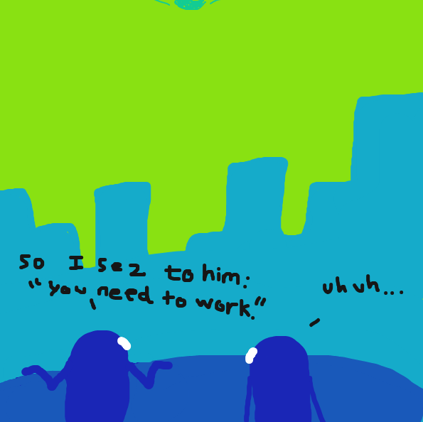 - Online Drawing Game Comic Strip Panel by Typical_Hetero_Human