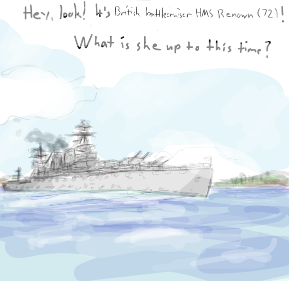 boat - Online Drawing Game Comic Strip Panel by Literally a person