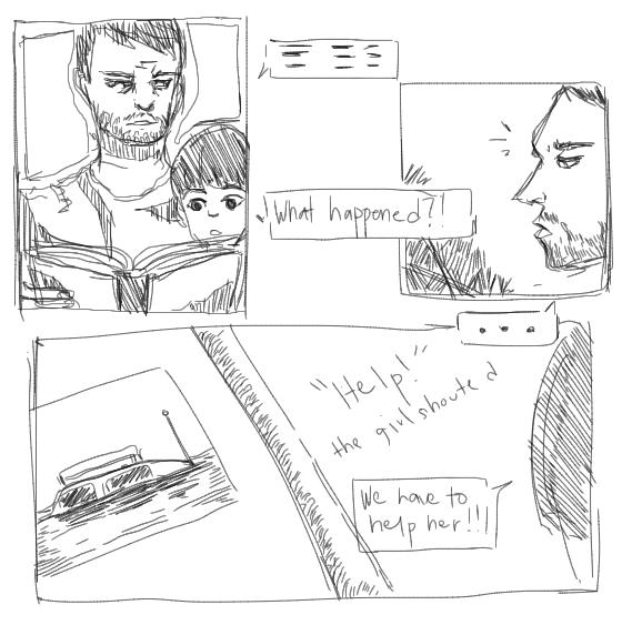 storytime - Online Drawing Game Comic Strip Panel