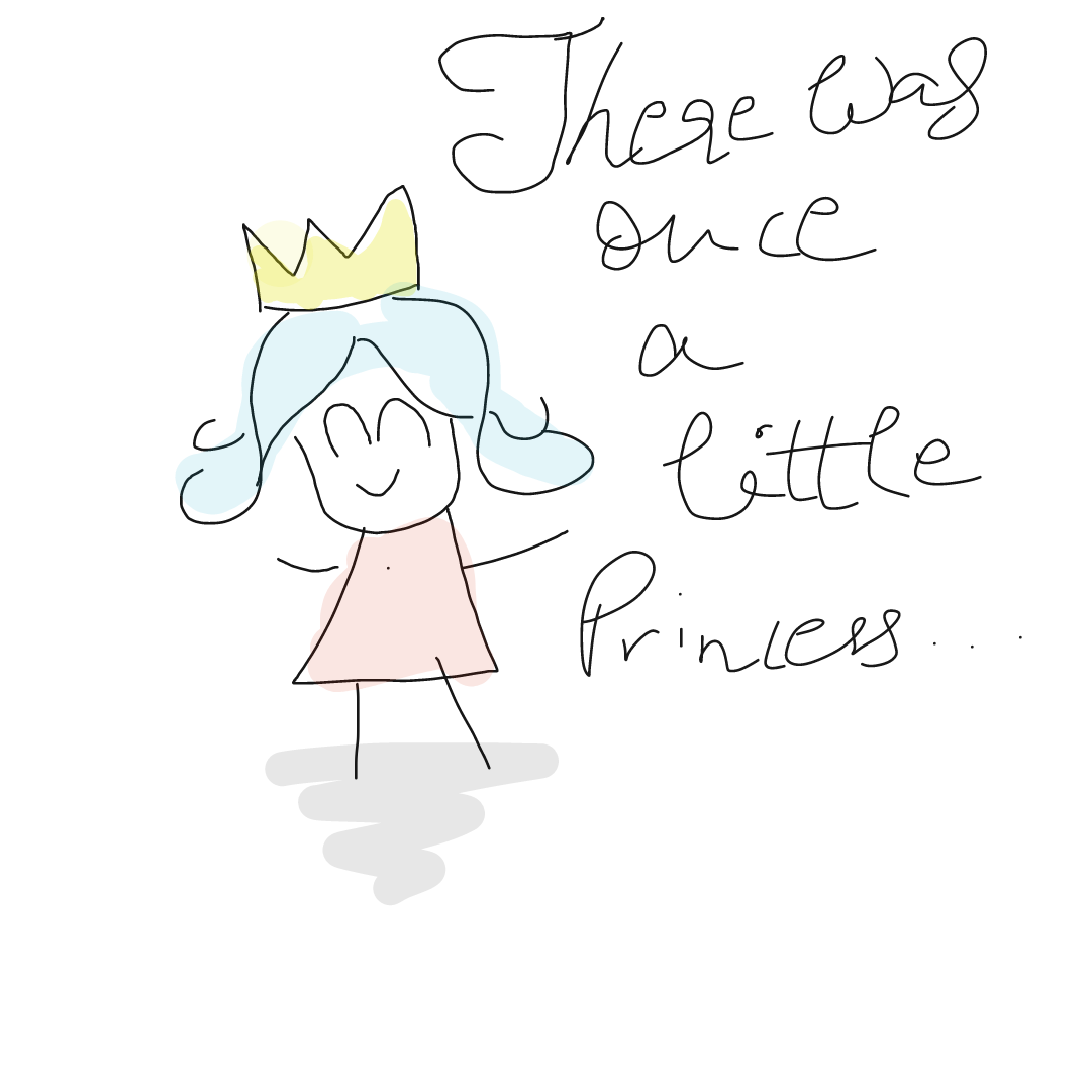 Drawing in The Princess and the Frog by homersimpson89