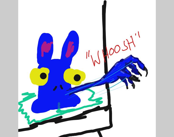 Drawing in Paint by Ansenmypants