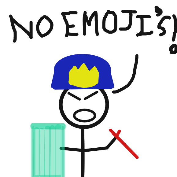 No! - Online Drawing Game Comic Strip Panel by Freezershadow51