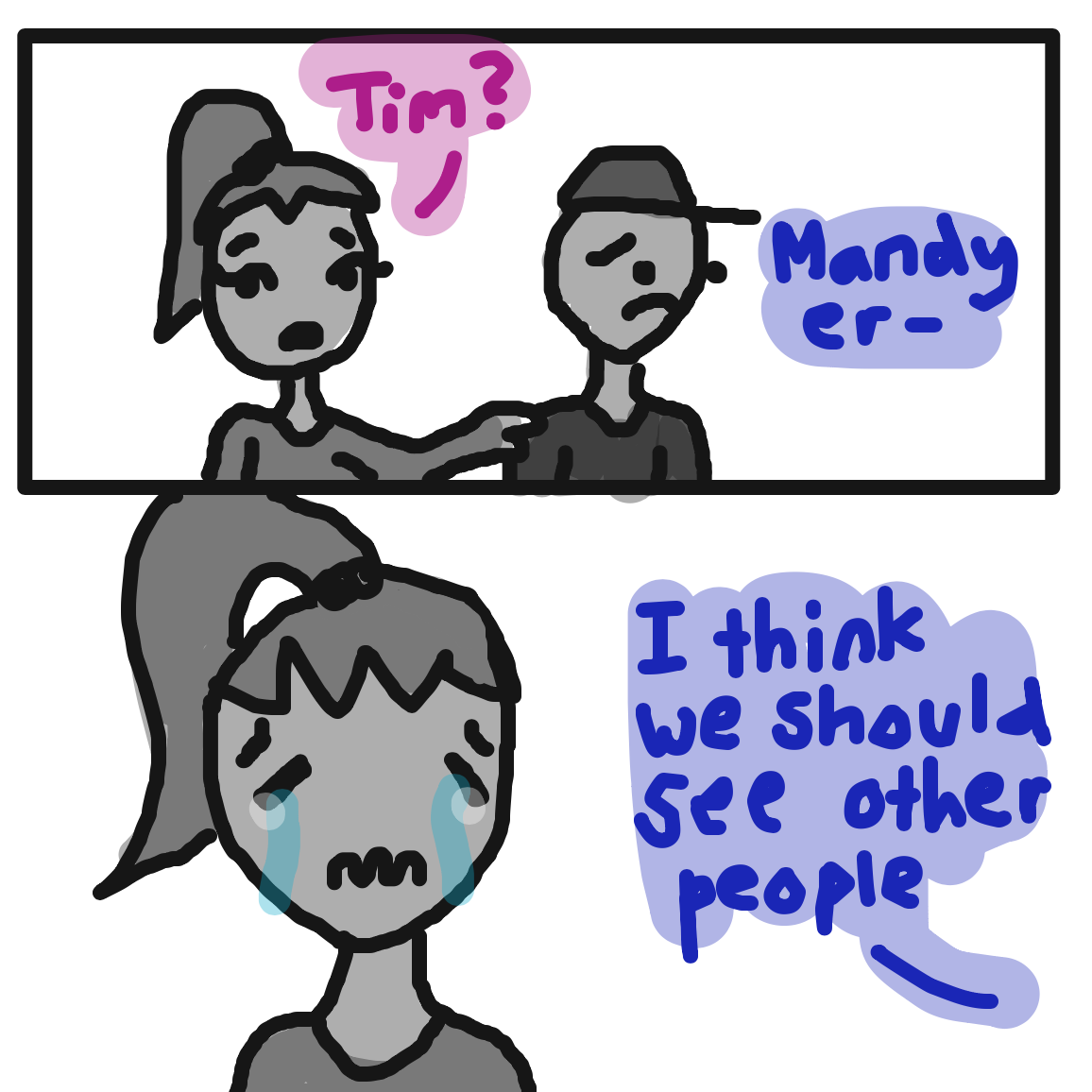 lol - Online Drawing Game Comic Strip Panel