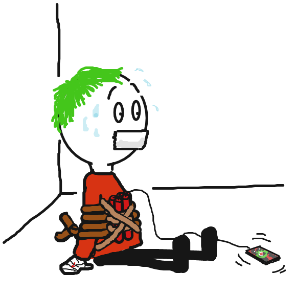 - Online Drawing Game Comic Strip Panel by Dogg