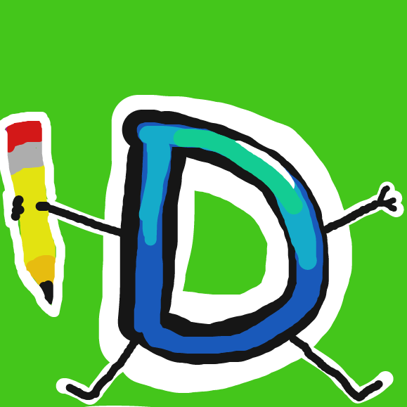 Drawing in https://drawception.com/play/ by The_Silent_Artist