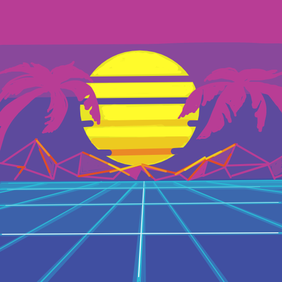 Liked webcomic This week's theme: VAPORWAVE