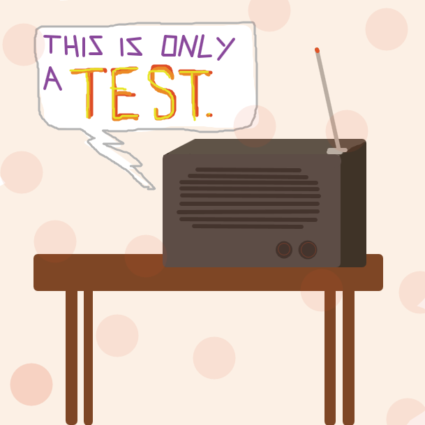 Nothing more than a test strip. Draw WHATEVER you want. - Online Drawing Game Comic Strip Panel by jamdaddy