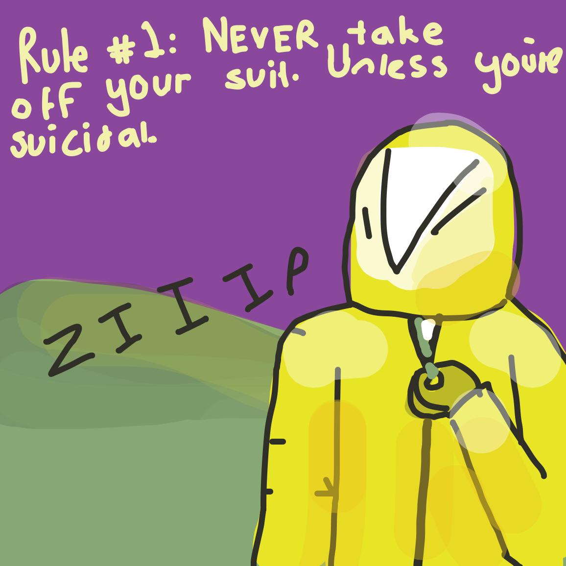 IDK - Online Drawing Game Comic Strip Panel by NukiIsCoolAmirite