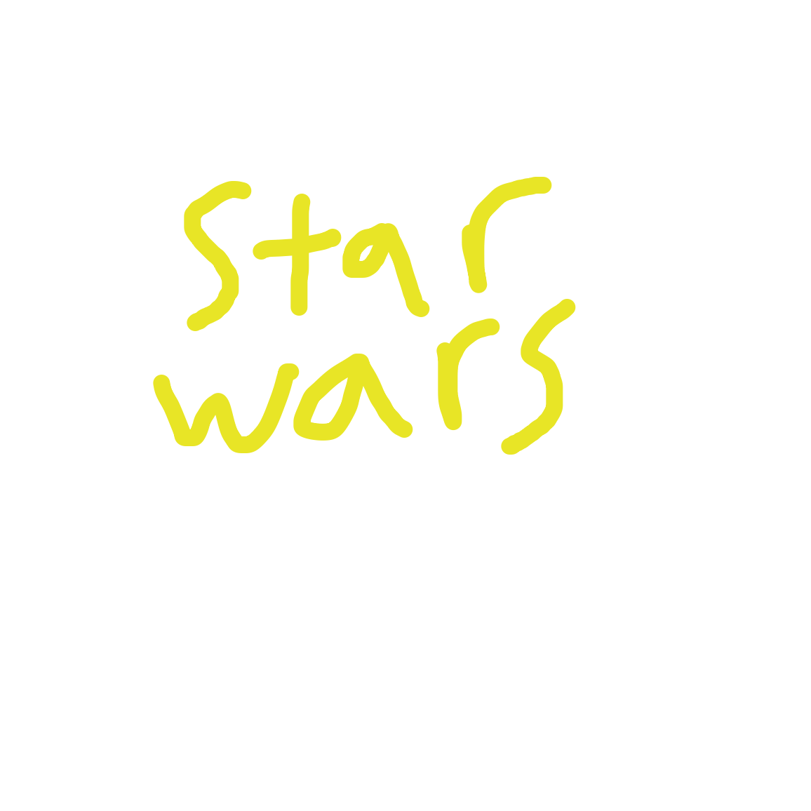 Star wars - Online Drawing Game Comic Strip Panel by Nonexistent