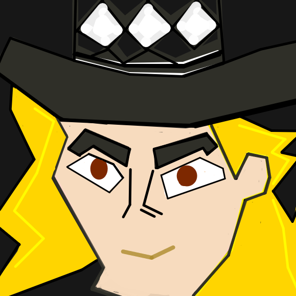 Speedwagon is true Waifu - Online Drawing Game Comic Strip Panel by Freezershadow51