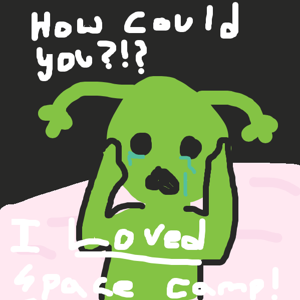 :( - Online Drawing Game Comic Strip Panel by SoupDuck