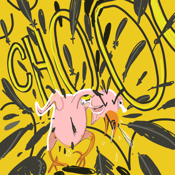 ChooChoo - Online Drawing Game Comic Strip Panel by MDL