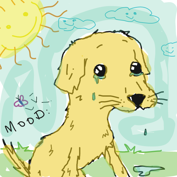 :( - Online Drawing Game Comic Strip Panel by MarkVinic