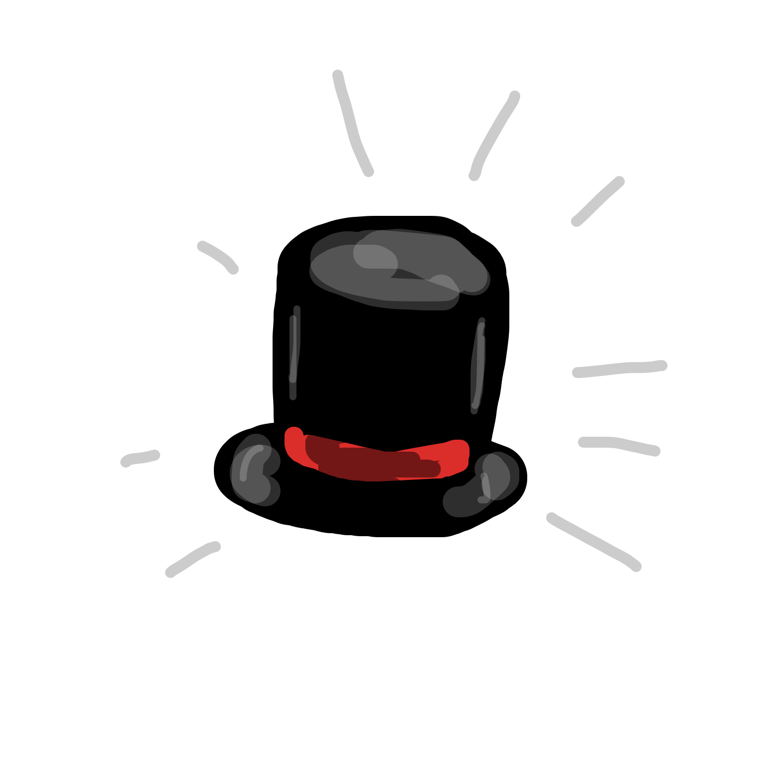 Liked webcomic Magic Top Hat