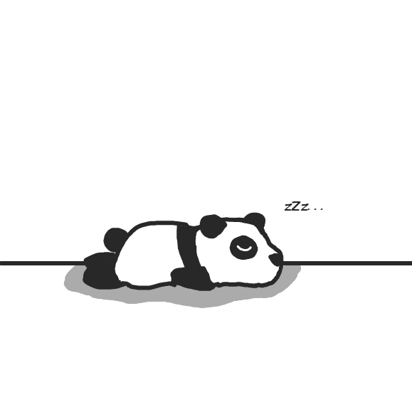 Liked webcomic Panda